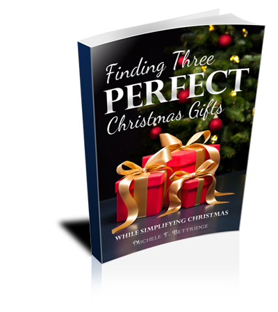 Finding Three Perfect Christmas Gifts