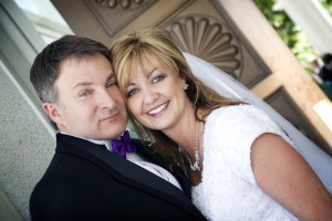 Michele with new husband